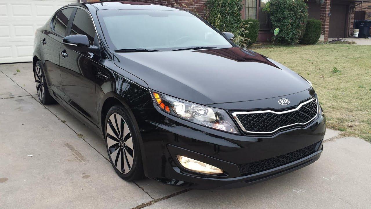 Black Kia Optima >> Uberman Buys A 2013 Kia Optima Sx Turbo Black On Black 11 01