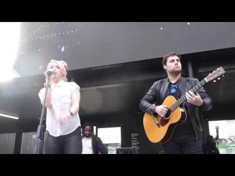 Rachel Rose - Higher (HD) - Boxpark, Croydon - 19.02.17