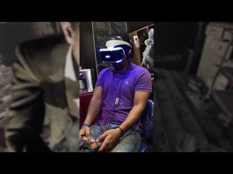Reacción a Resident Evil 7 VR (HORROR)