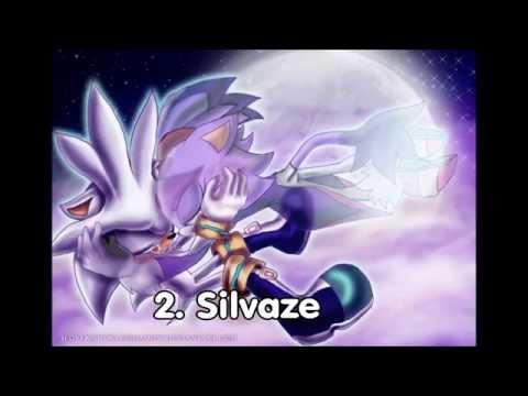 My Top 10 Sonic Couples ♥