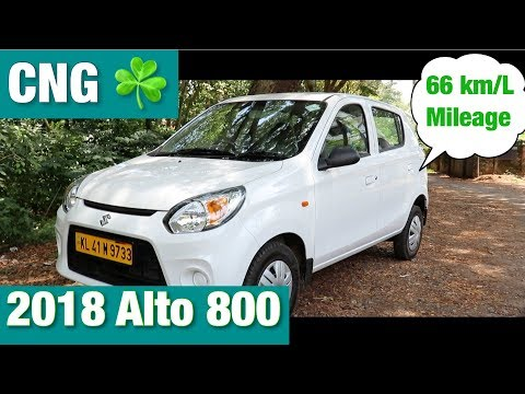 ALTO 800 CNG  2018 (Maruti Suzuki's most practical car) Review VLOG / That Car Guy