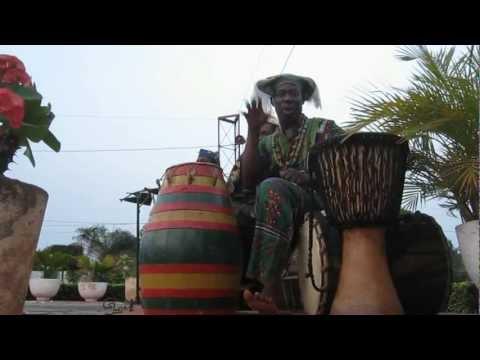 Agama N'Kunu Groupe Traditionnel du Togo