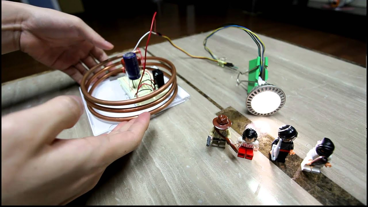 Electricity From Air Wireless Electricity Ganino