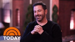 Jimmy Kimmel Returns Home To Brooklyn And Shares Hopes For Son With Matt Lauer | TODAY