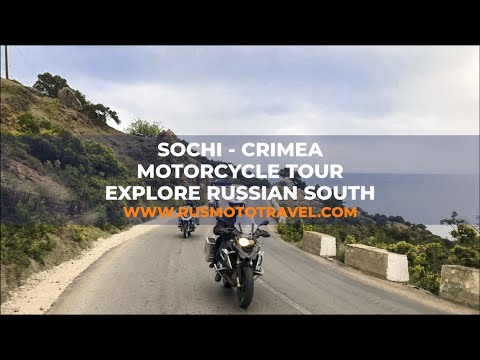 Rusmototravel | Russian South | Motorcycle tour over Crimea Area