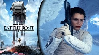 Star Wars: Battlefront (2015) PC HD: Missions - Hero Battles | Hoth