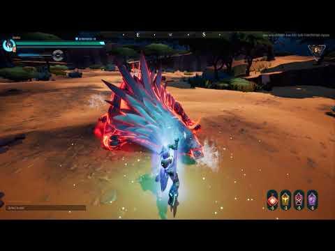 Bloodfire Embermane - Axe/Solo/Guild CatShelter by hawknz