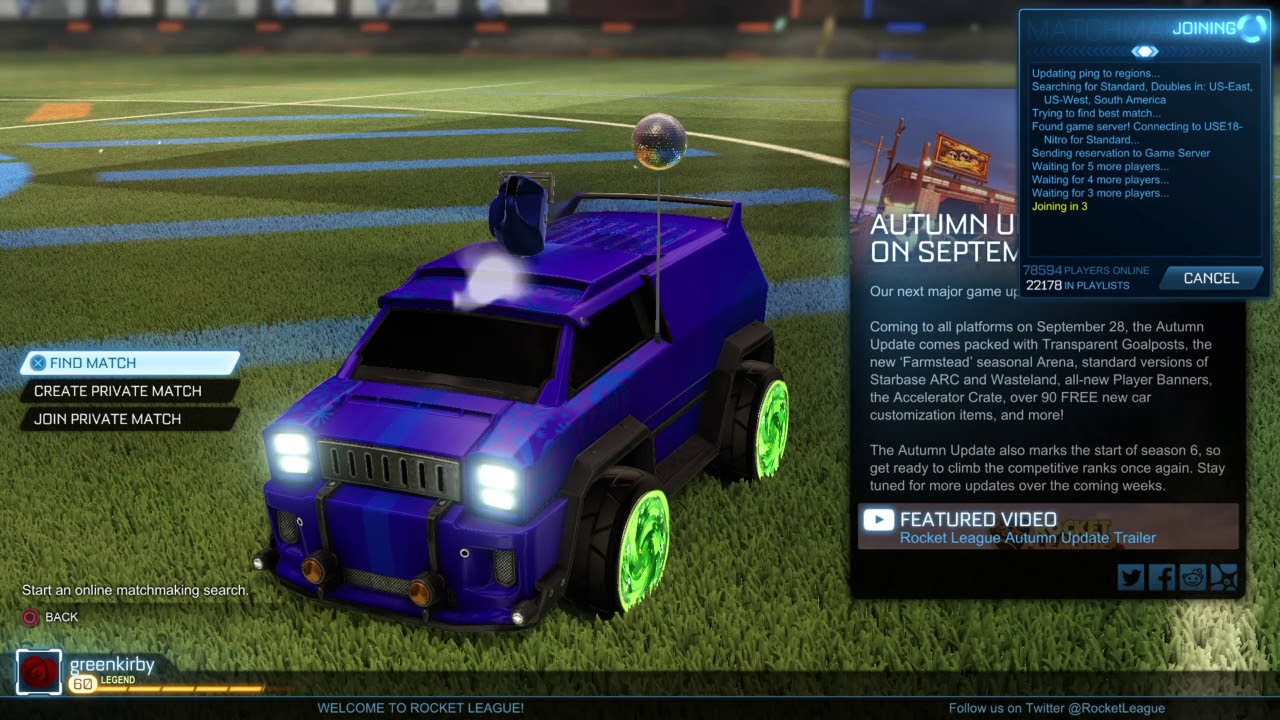 rocket league matchmaking is bad