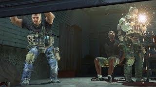 """МИССИЯ """"ОХОТА"""" В БРАЗИЛИИ Call of Duty Modern Warfare 2 - прохождение без комментариев"""