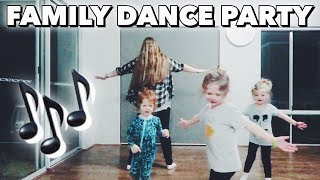 Kids Show Off Their Sweet Dance Moves