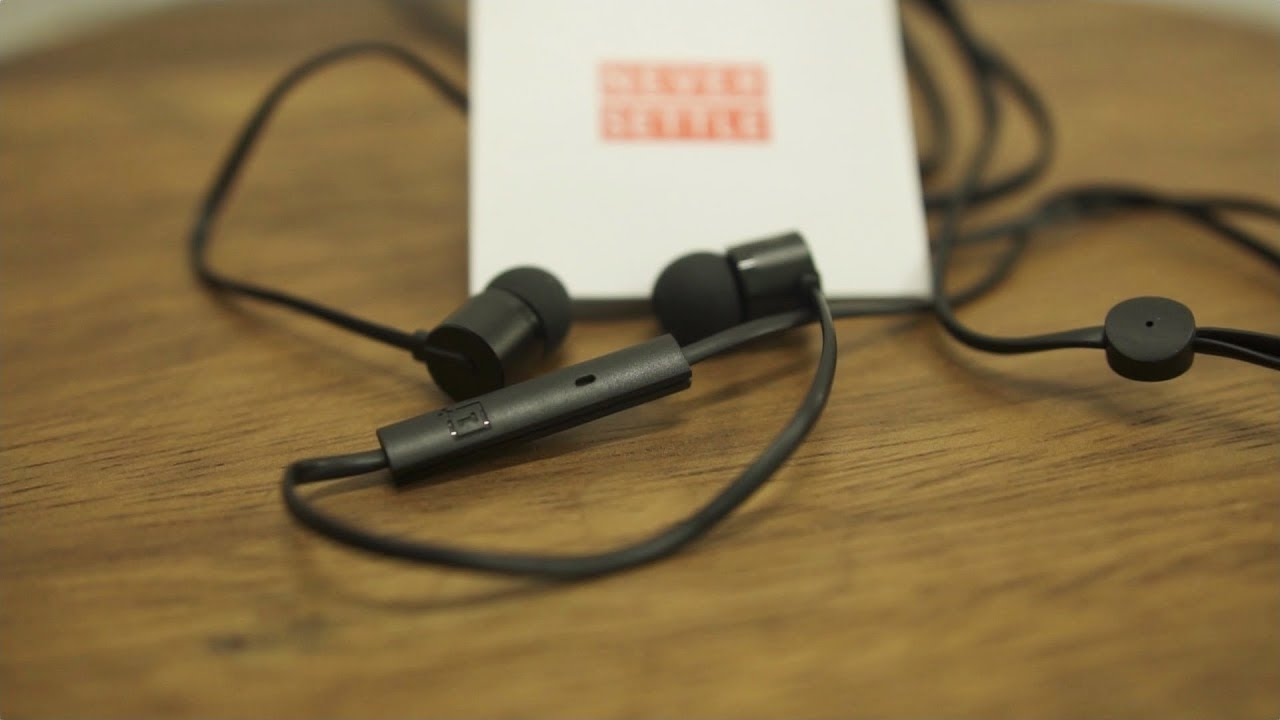6028443b21f OnePlus Type C Bullet Earphones Review - Are they any Good? - YouTube