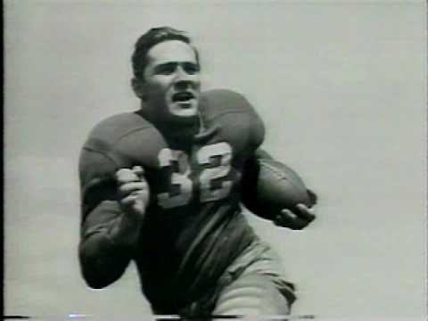 2000 - Notre Dame Football Great Johnny Lujack