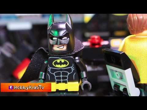 Goo Gas 5, Jokers Lego Robot with HobbyFrog