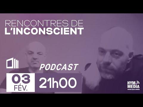 Les rencontres de l'inconscient du 03/02/2018
