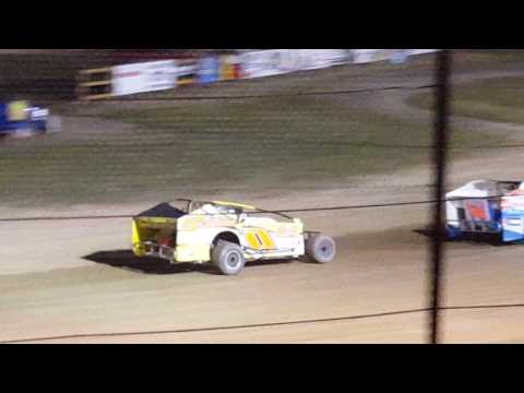 Brewerton speedway 7/29/16 Finch Racing started 16th finished 5th