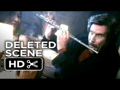 Anchorman: The Legend of Ron Burgundy Deleted Scene - Flute of Destiny (2004) Will Ferrell Movie HD