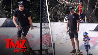 Chris Hemsworth's Son Chooses DC Over Marvel | TMZ TV