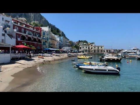 Capri: vacanzieri cercasi