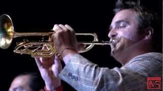 METALES M5 MEXICAN BRASS - Somewhere (L.Bernstein), live