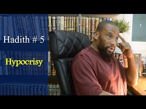 Hadith Five | Hypocrisy | Khalid Green