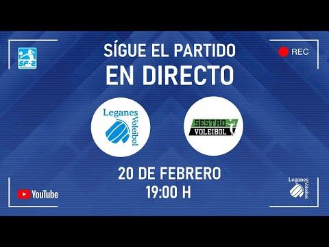 Partido Superliga 2 Femenino | CV Leganés vs CV Sestao