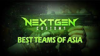BEST TEAMS OF ASIA | NextGen Customs | K18