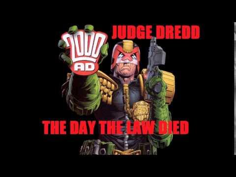 JUDGE DREDD PART ONE Audio Story