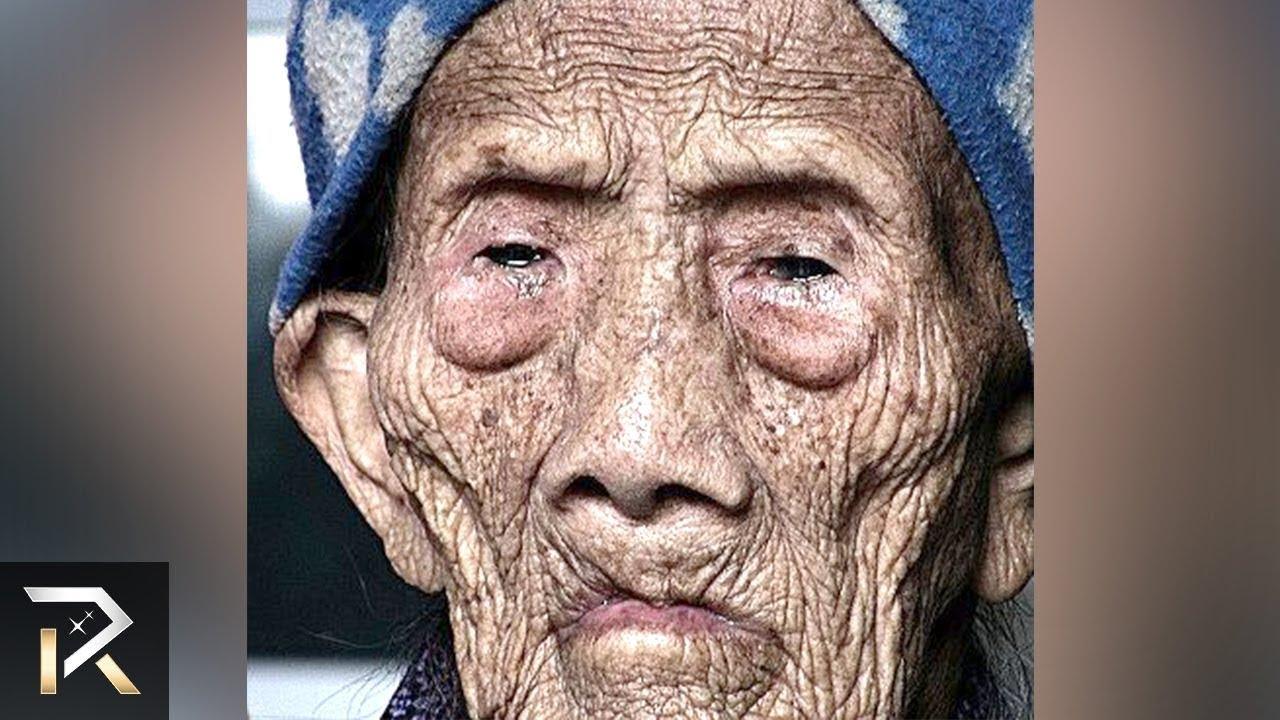 תכירו את האיש הכי זקן בעולם.. (לא תאמינו איך הוא נראה)