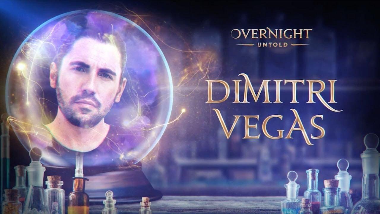 Dimitri Vegas   UNTOLD Overnight (extended set) - YouTube