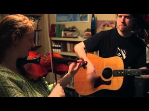 Drowsy Maggie - Fiddle and Guitar