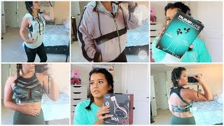 Affordable ActiveWear HAUL | F21 + Amazon!