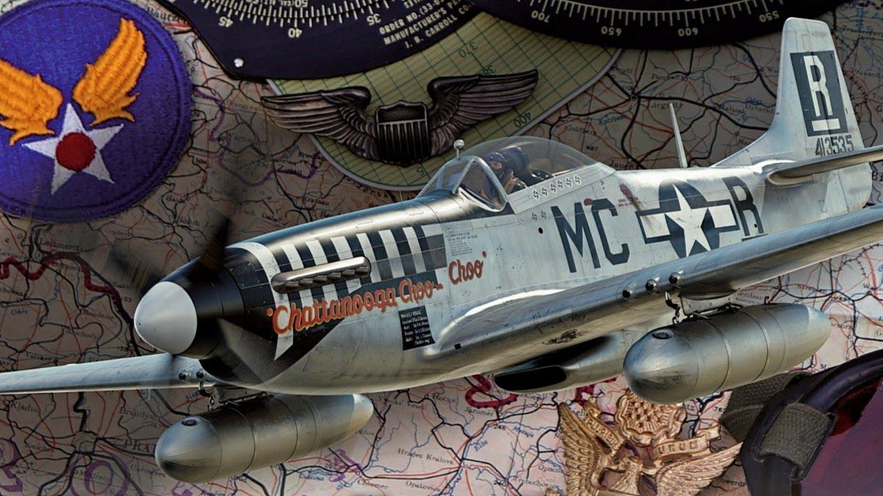 P-51D-5 cockpit EDUARD