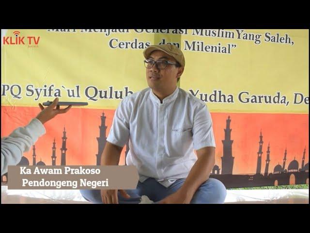 Kampung Dongeng Ciputat | Wisata Imajinasi Anak
