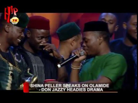 SHINA PELLER SPEAKS ON OLAMIDE-DON JAZZY DRAMA (Nigerian Entertainment News)