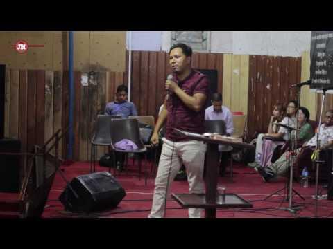 JOSHUA CAMP MEETING,NEPAL - 2016- Silvanus Tamang