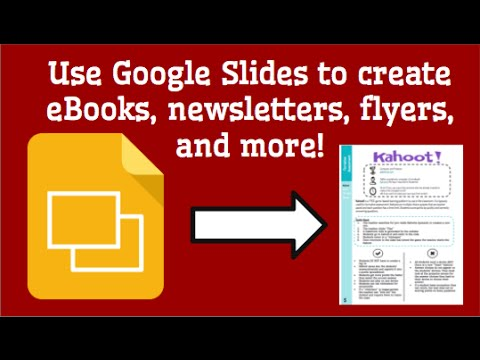 Use Google Slides To Create FlyersTechTip YouTube - How to create a flyer on google docs