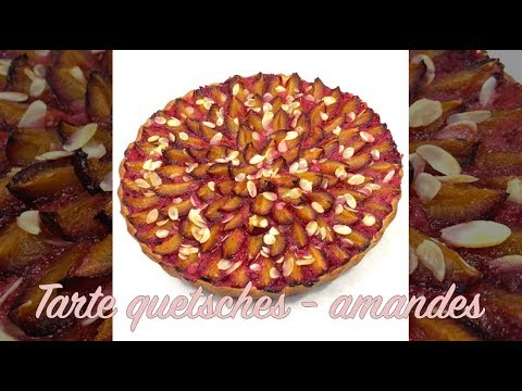 tarte-quetsches---amandes---recette