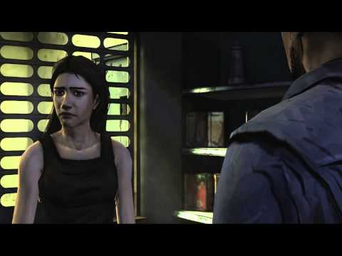 Let's Play The Walking Dead - S1 EP3 - The Pharmacy