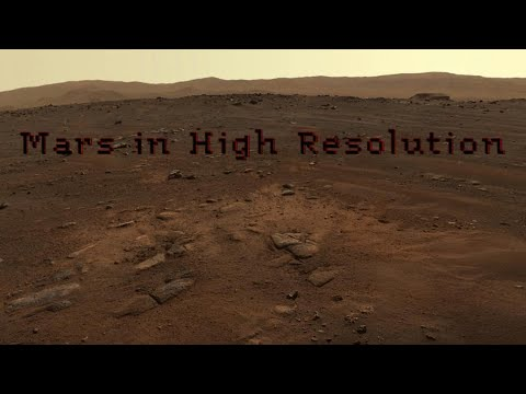 Download Mars in High Resolution
