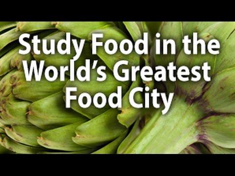 Introducing Pacific's Food Studies Program