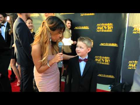 Connor Corum at the 23rd Annual Movieguide Awards