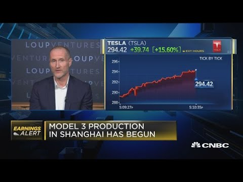 Loup Ventures founder Gene Munster reacts to Tesla earnings