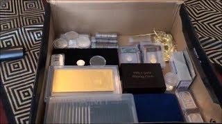 My Bullion Collection Silver Gold Platinum Palladium PREPARE FOR FIAT COLLASPE!!!