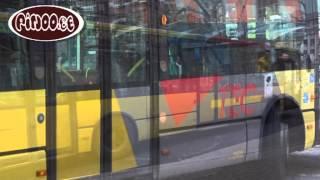 Musique douce dans les bus des TEC Liège-Verviers