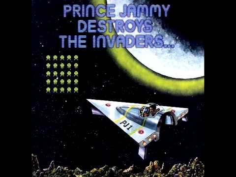 Prince Jammy - Destroys the invaders - Album