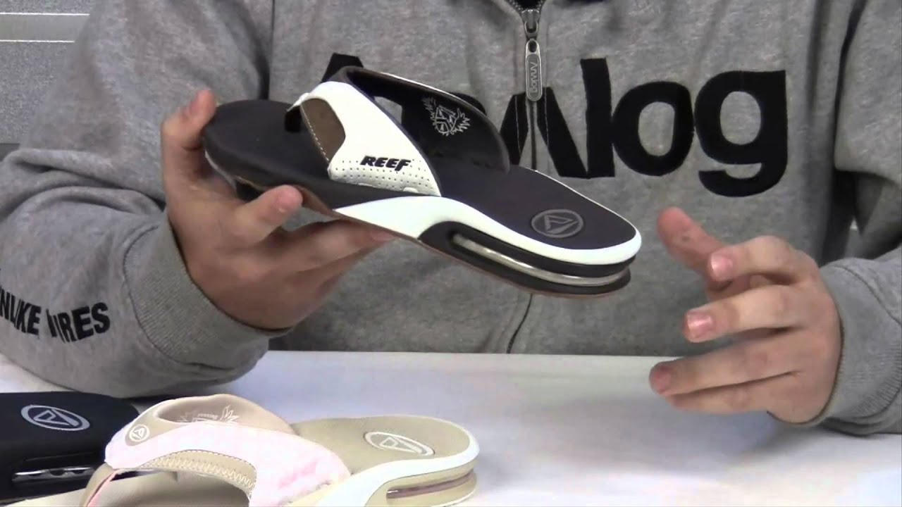 a7f2f3927b2f Reef Fanning Sandal Review at Surfboards.com - YouTube