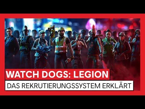 Watch Dogs: Legion - Das Rekrutierungssystem Erklärt | Ubisoft [DE]