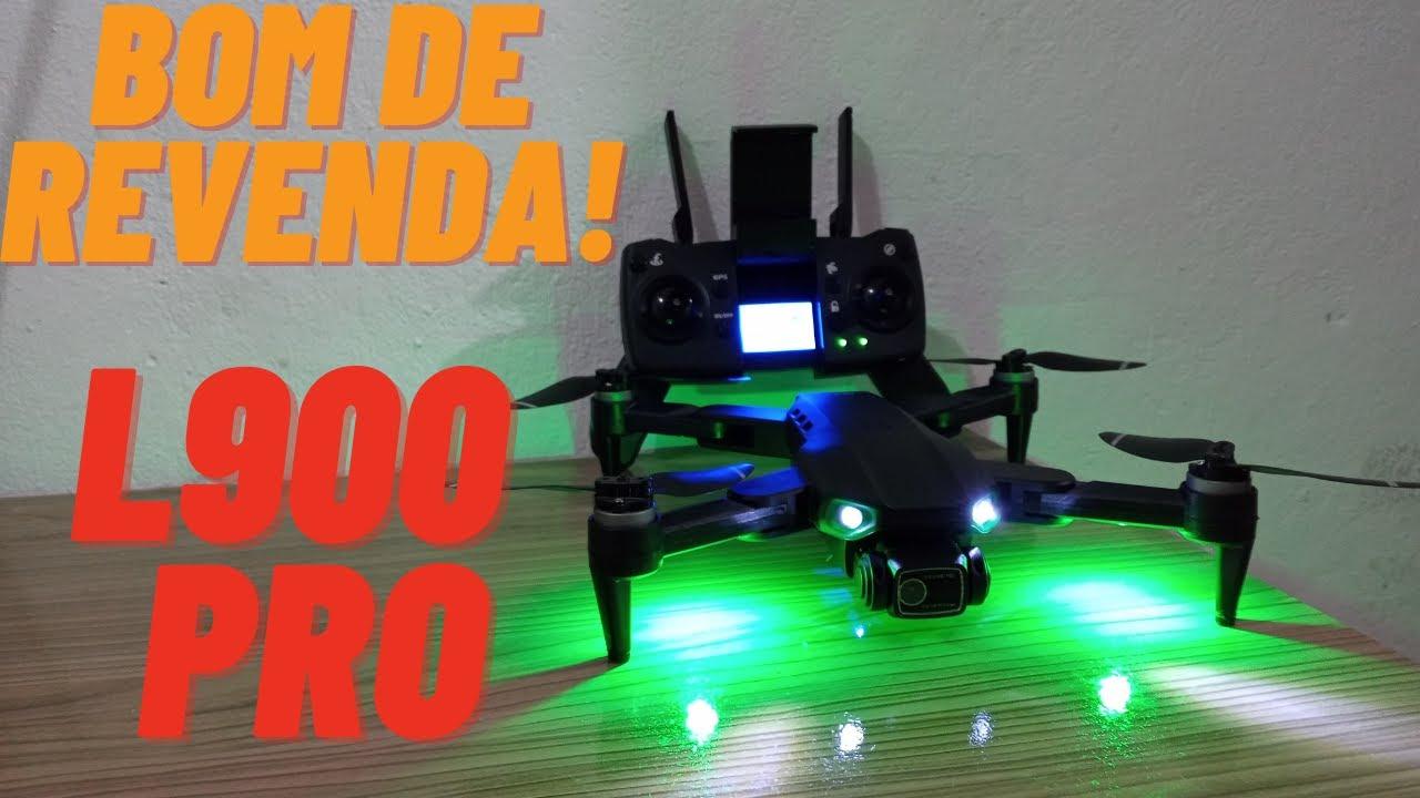 DRONE L900 PRO O MELHOR PARA REVENDA DA ALIEXPRESS UNBOXING