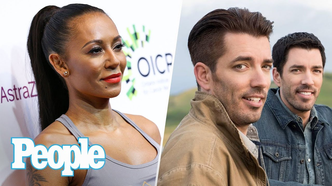Mel B Storms Off Of America's Got Talent, Property Brothers On Love, Fame   People Update   People