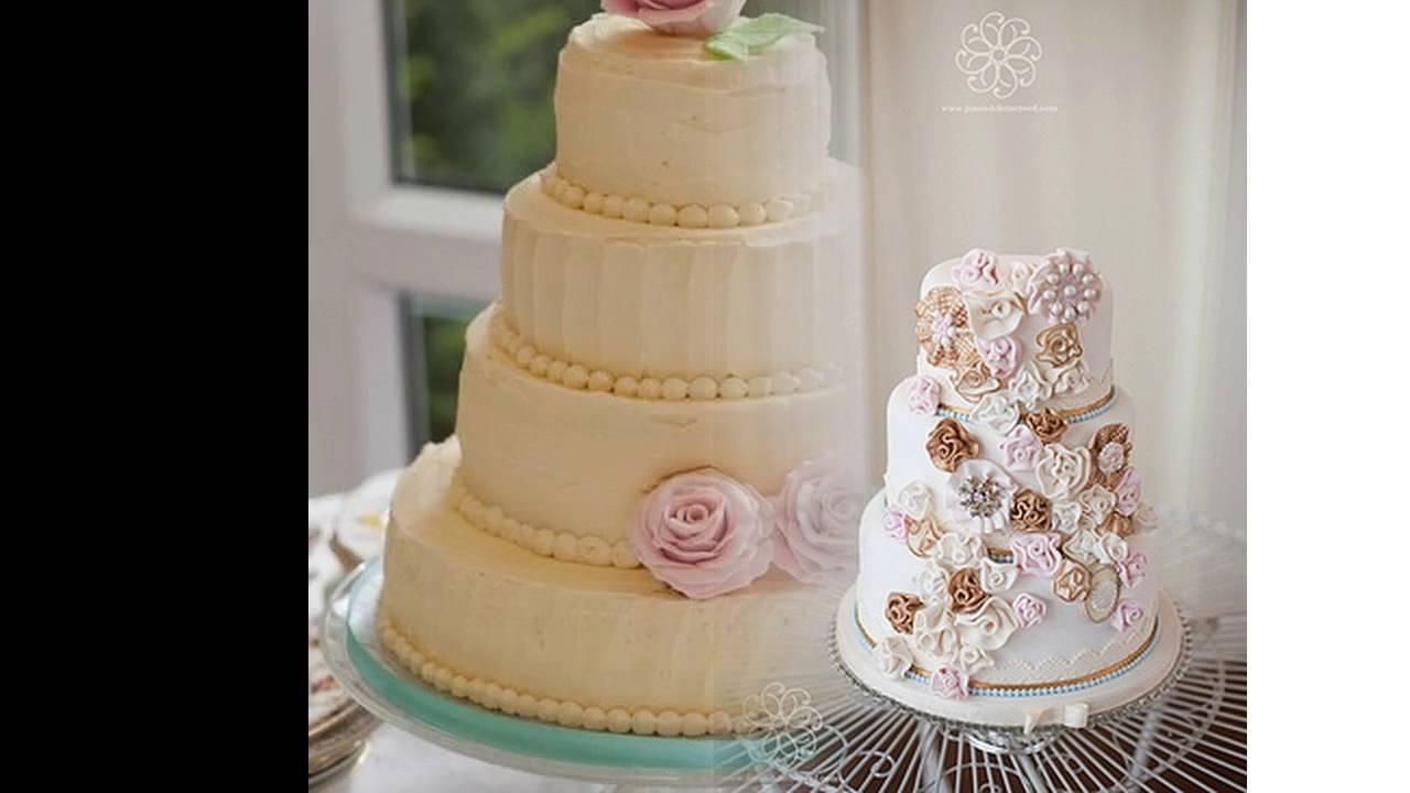 Vintage Wedding Cake Ideas Youtube
